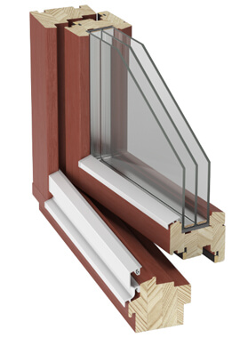 okna drewniane szczecin